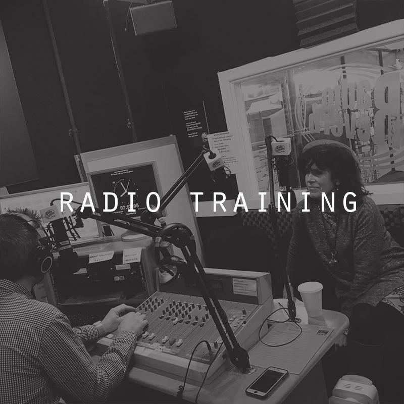 radio training website square